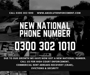 New National Phone Number Absolute Enforcement