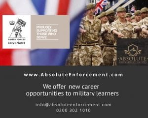 Absolute Enforcement Armed Forces Covenant.