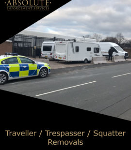 Traveller and Trespasser Removal and Evictions