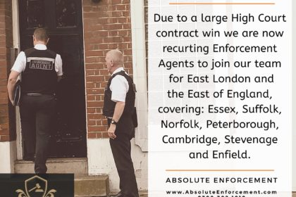 Join the Enforcement Agent team