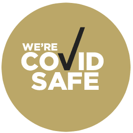 Absolute Enforcement We are Covid safe
