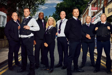 Call the Bailiffs Time to Pay Up team photo