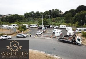 Traveller Removal and Evictions Services - Absolute Enforcement